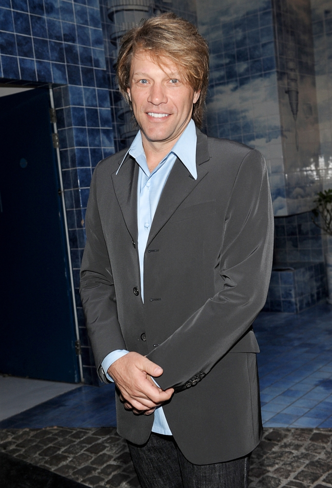 People & Events - Jon Bon Jovi