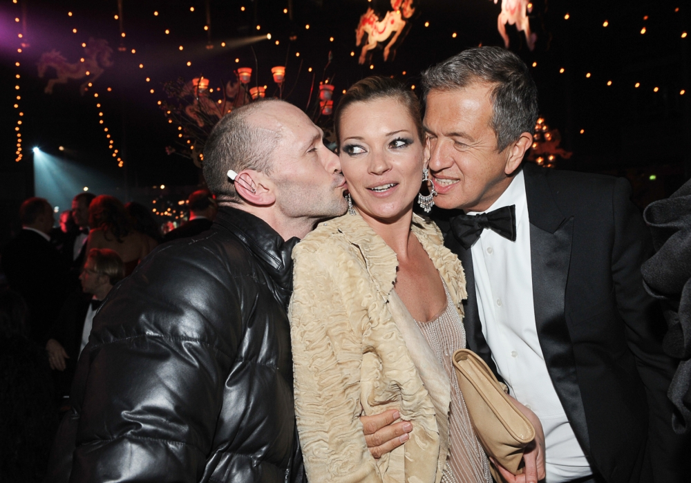 People & Events - Kate Moss Mario Testino