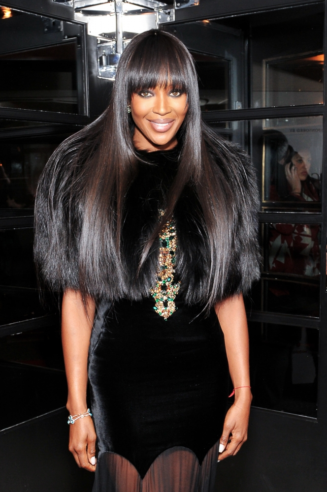 People & Events - Naomi Campbell