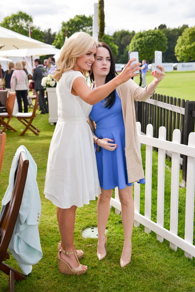 People & Events - Katherine Jenkins and Duffy