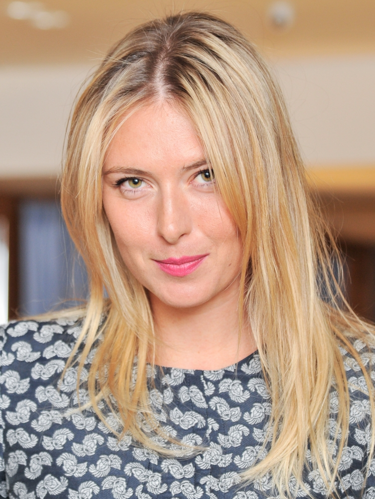 People & Events - Maria Sharapova