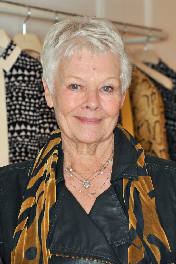 People & Events - Judi Dench