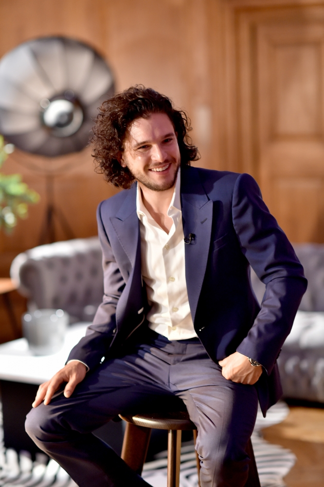 People & Events - Kit Harrington