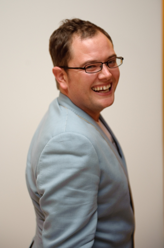 People & Events - Alan Carr
