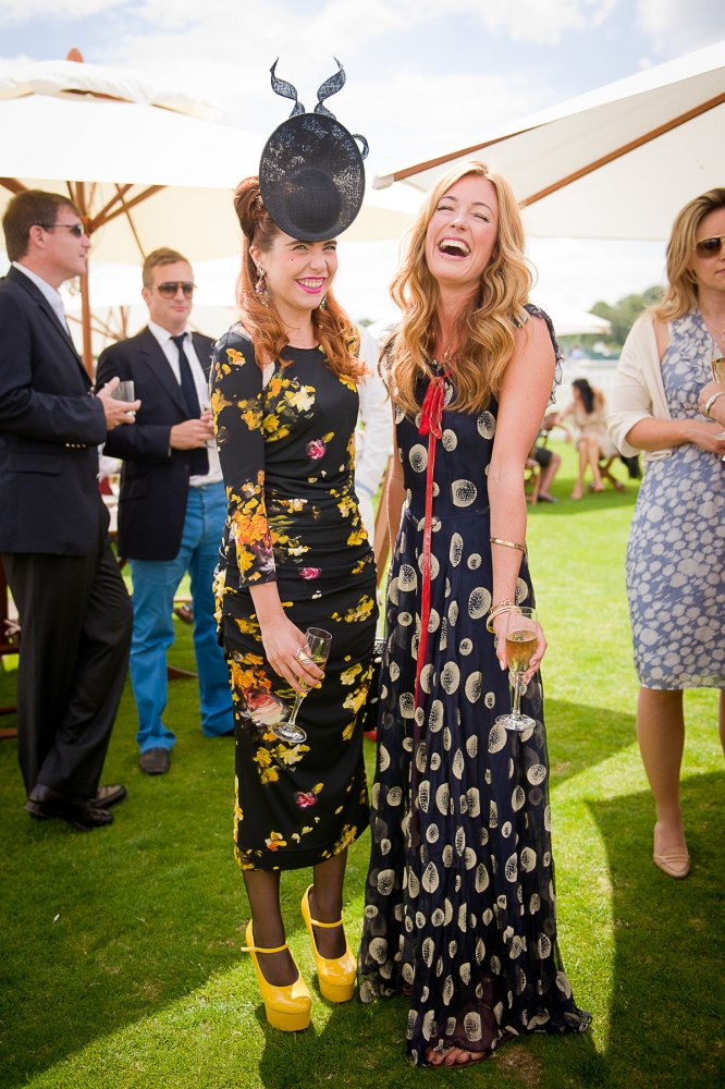 People & Events - Paloma Faith and Cat Deeley