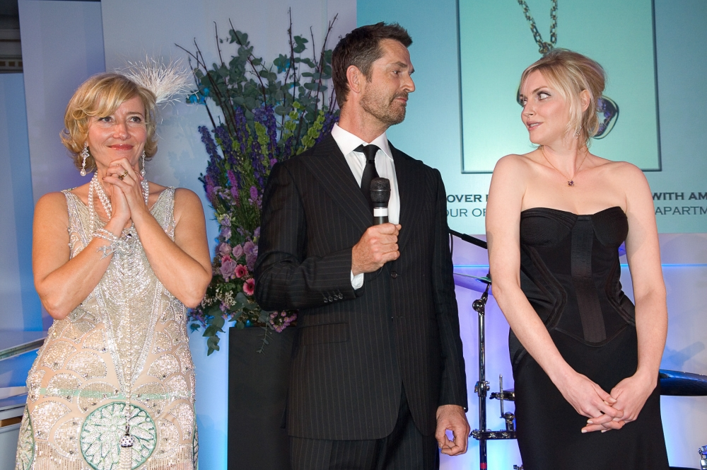 People & Events - Emma Thompson, Rupert Everett and Sophie Dahl