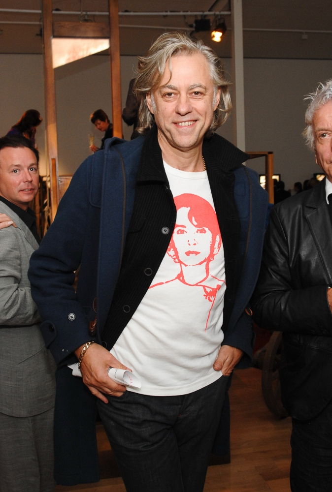 People & Events - Bob Geldof