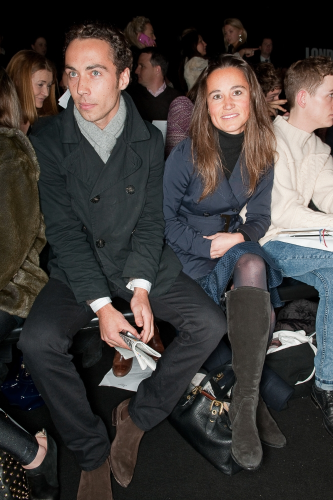 People & Events - James Middleton and Pippa Middleton