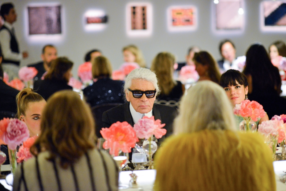 People & Events - Karl Lagerfield