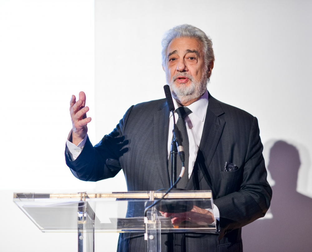 People & Events - Placido Domingo