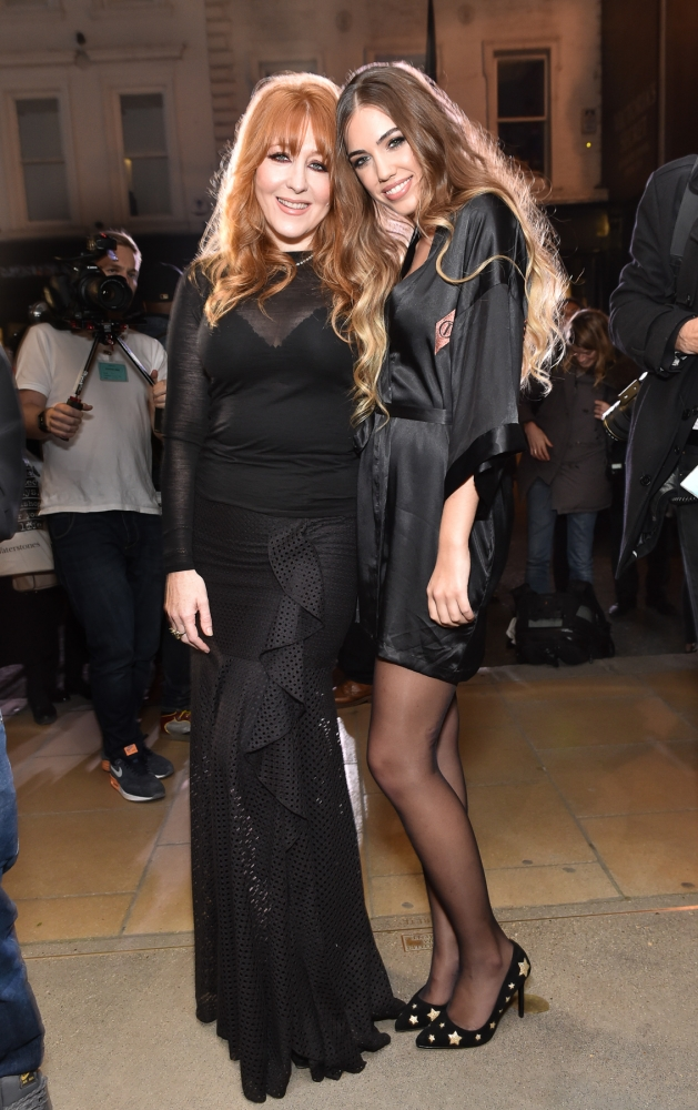 People & Events - Charlotte Tilbury and Amber le Bon