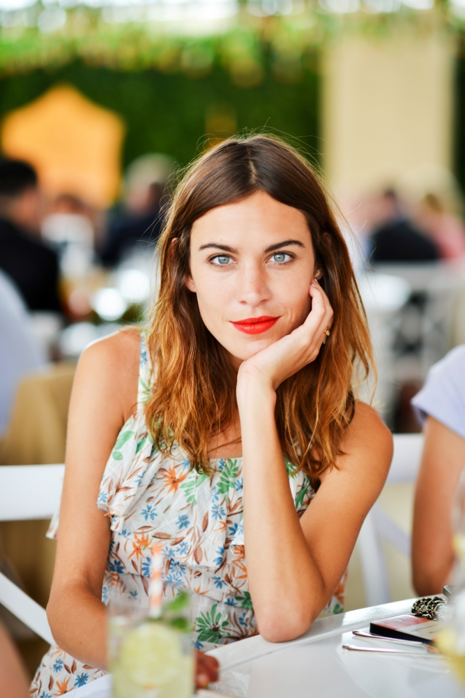 People & Events - Alexa Chung