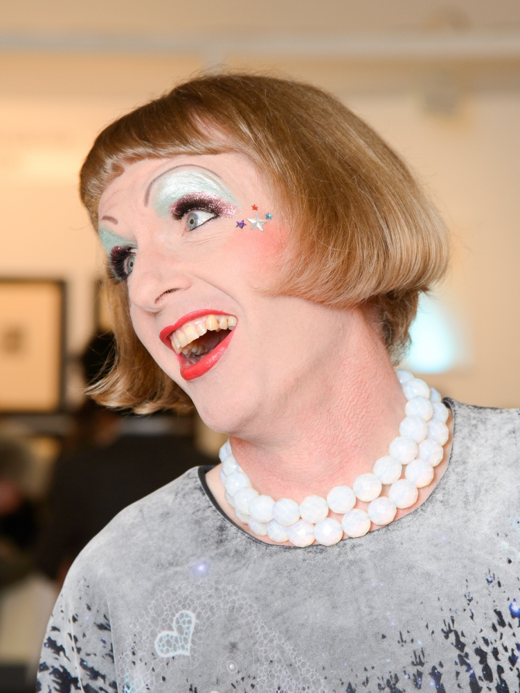 People & Events - Grayson Perry